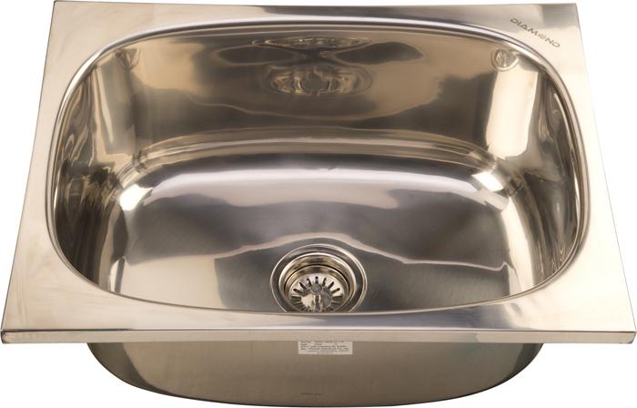 Sink SS REK 2418  ( 24x18x10 )