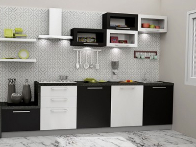 SINGLE LINE KITCHEN